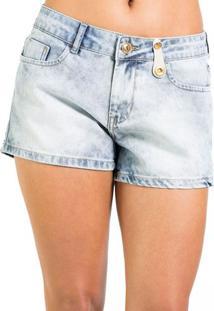 Shorts Jeans Destonado Acid. Alphorria A.Cult 38
