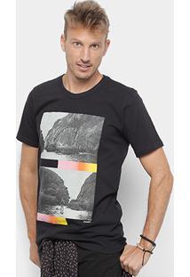 Camiseta Redley Silk Sup Mountain Masculina - Masculino