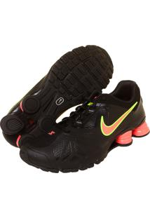 Tênis Nike Sportswear Shox Turbo 14 Preto