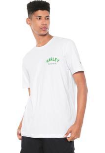 Camiseta New Era Universal Bob Marley Branco