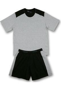 Conj. Pijama Cotton Curto - Masculino