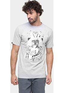 Camiseta Rusty Especial Ac Bear - Masculino
