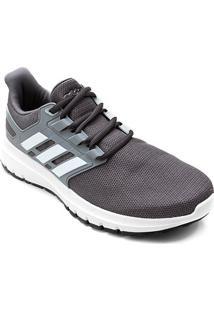 Tênis Adidas Energy Cloud 2 Masculino - Masculino-Cinza+Branco