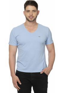Camiseta Alfaiataria Burguesia Metalist Azul