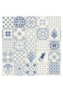 Papel De Parede Adesivo - Azulejo Português - 302Ppz