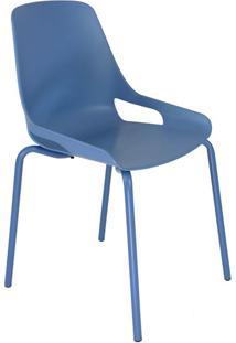 Cadeira De Cozinha Beau Azul