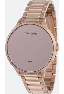 Relógio Feminino Mondaine 32060Lpmvre2 Led Digital 5Atm