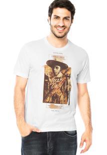 Camiseta Manga Curta Cavalera Locals Branca