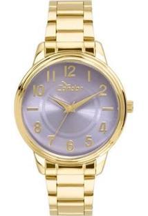 Relógio Condor Co2035Kuu/4G Feminino - Feminino-Dourado