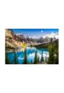 Painel Adesivo De Parede - Montanha - Paisagem - 746Pnp
