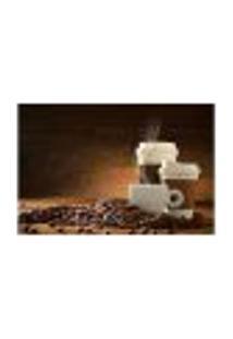 Painel Adesivo De Parede - Café - Coffee - 633Pnm