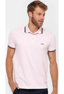 Camisa Polo Forum Frisos Masculina - Masculino
