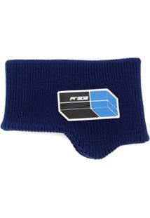 Prada Gorro De Lã - Azul