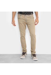 Calça Jeans Quiksilver Belatrix Color Masculina - Masculino