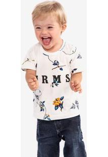 Camiseta Niños Branchs 500073