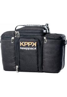 Bolsa Térmica Keeppack Max Preto