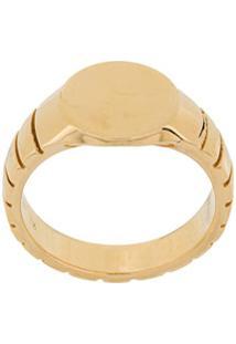 I.V.I. Signore Signet Ring - Dourado