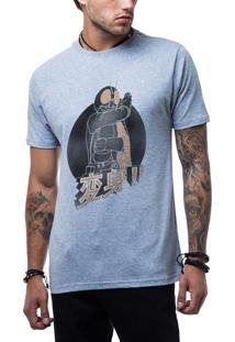 Camiseta Ukkan Black Rider Mescla Medio