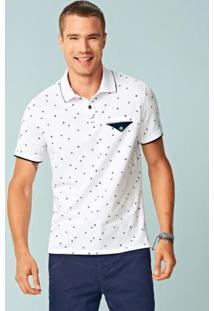 Camisa Branco Enfim