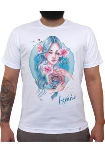 Aquariana - Camiseta Clássica Masculina