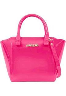 Bolsa Petite Jolie Shape Bag Lemonade Feminina - Feminino