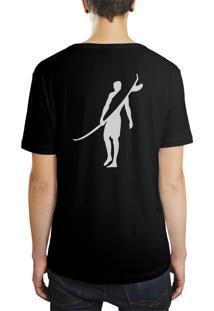 Camiseta Hunter Surf Preta