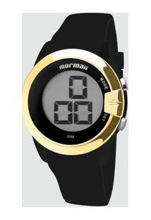 Relógio Feminino Digital Mormaii Mo130018P