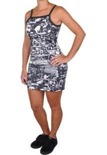 Vestido Volcom Strappy Feminino - Feminino