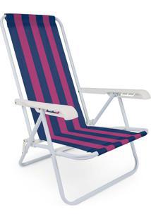 Cadeira Reclinável 4 Posições 2231 Mor