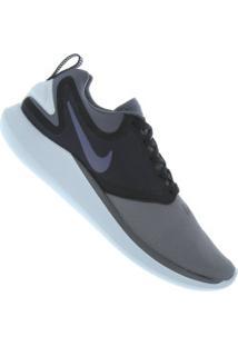 Tênis Nike Lunarsolo - Masculino - Cinza Escuro/Preto