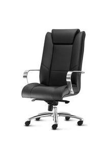 Cadeira New Onix Presidente Base Aluminio Arcada - 54163 54163