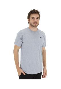 Camiseta Hd Basic Fit - Masculina - Cinza