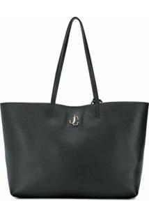 Jimmy Choo Bolsa Tote Nine2Five - Preto