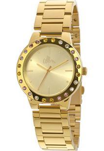 5d96cce3889 Ir para a loja  -54% Relógio Feminino Allora Analógico Fashion Al2035Eyo4T