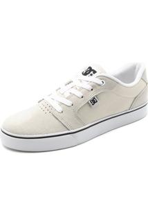 Tênis Dc Shoes Anvil La Nude