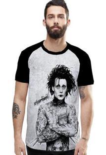 Camiseta Stompy Raglan Modelo 110 Masculina - Masculino