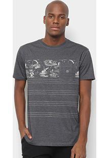 Camiseta Hang Loose Volcanofull Masculina - Masculino