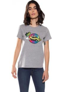 Camiseta Levis The Perfect 20342 Cinza