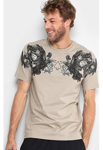 Camiseta Mcd Especial The Birds 3 Masculina - Masculino