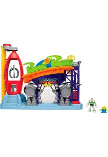 Imaginext Toy Story Pizza Planet - Mattel - Tricae