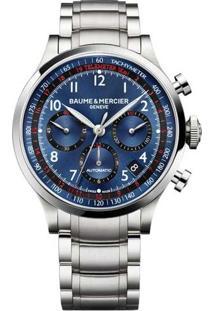 Relógio Baume & Mercier Masculino Aço - M0A10066