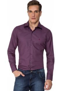 Camisa Baumgarten Maquinetada - Masculino