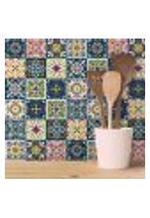 Adesivo De Azulejo Granada 15X15 Cm Com 18Un