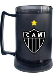 Caneca Gel Do Atlético Mineiro 400 Ml - Unissex