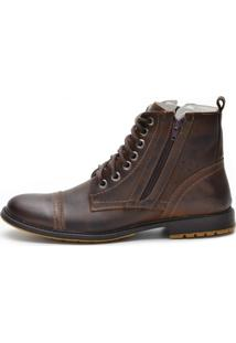 Bota Bmbrasil Oxford Marron