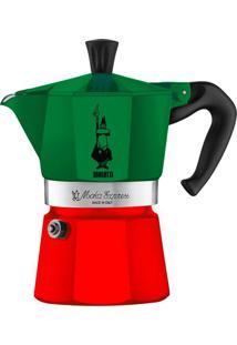 Cafeteira Para 6 Xícaras Moka Italia Bialetti - 27155