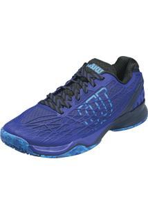 Tênis Wilson Kaos All Court - Azul/Preto