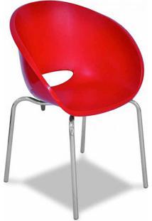 Cadeira Elena I Vermelho