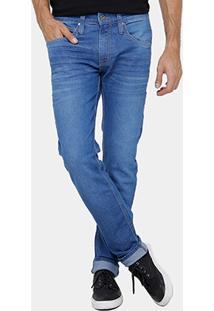 Calça Jeans Skinny Colcci Alex Indigo Masculina - Masculino