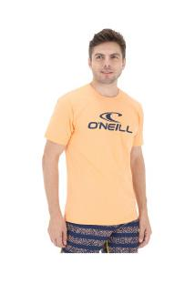 Camiseta O'Neill Estampa Corporate - Masculina - Coral